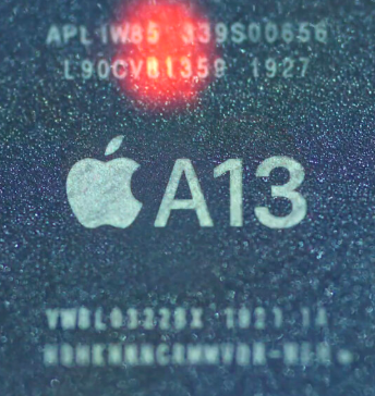 Процессор Apple A13 Bionic