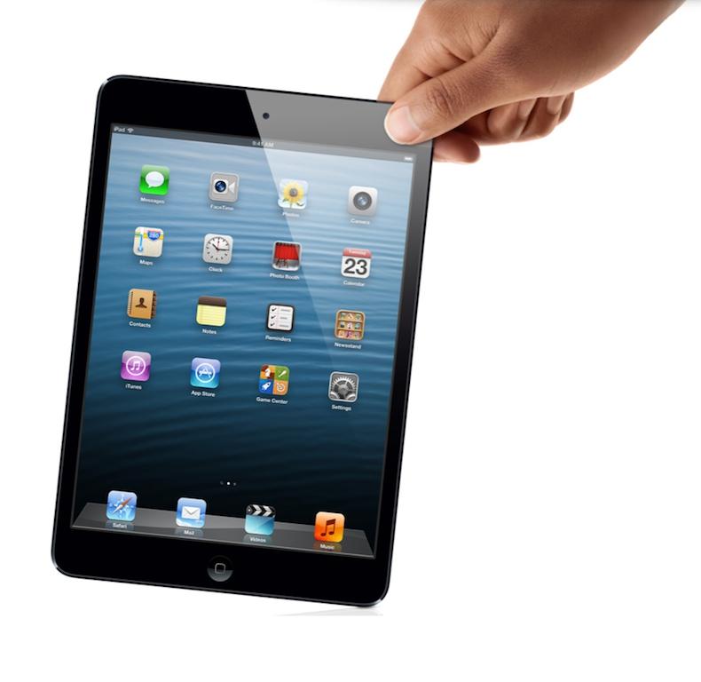 iPad mini 2 vs iPad 5 Air