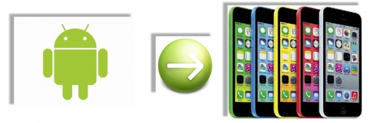 Android to iPhone 5C