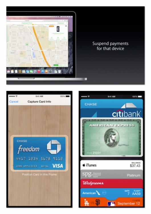 apple pay secure