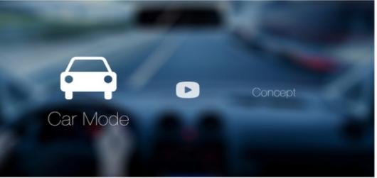 """Режим для водителей """"Car Mode"""""""
