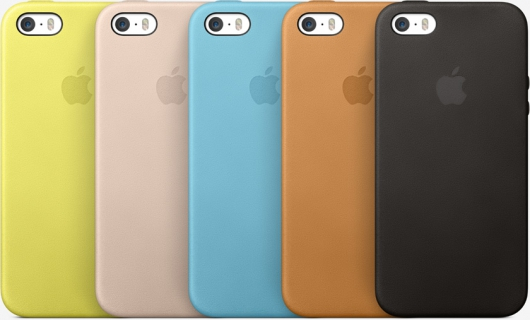 iPhone 5s color cases