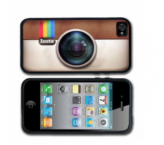 Чехол для IPhone в стиле instagram