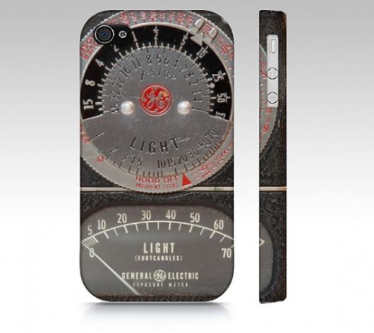 Фото-чехол для IPhone Exposure Meter