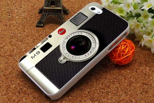 Фото-чехол для IPhone Leica M9