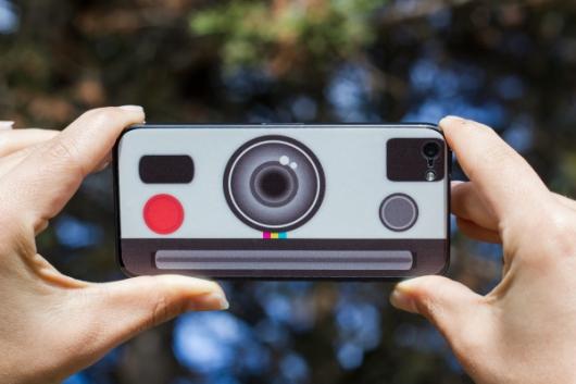 Фото-чехол для IPhone Insta