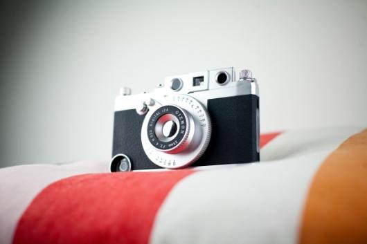 Фото-чехол для IPhone Rangefinder