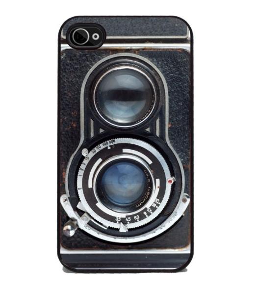 Фото-чехол для IPhone Twin Camera