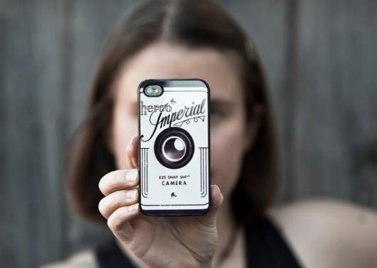 Фото-чехол для IPhone Herco Imperial
