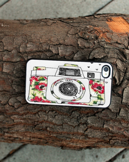 Фото-чехол для IPhone Vintage