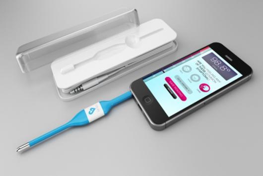 Термометр Kinsa для iPhone
