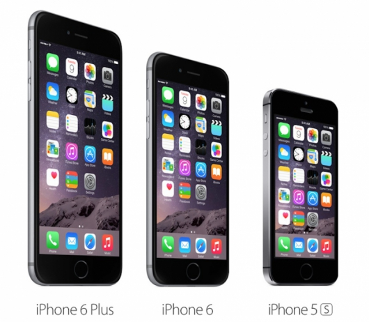 iphone 6 vs iphone 5s-5