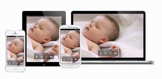 Smart Baby Monitor-12