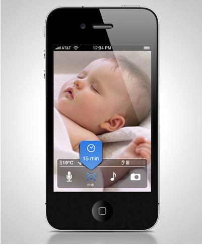 Smart Baby Monitor-15