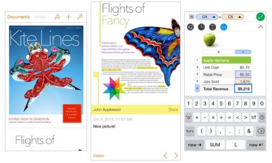 Price: Apple iWork vs. Microsoft Office 365 vs. Google Docs