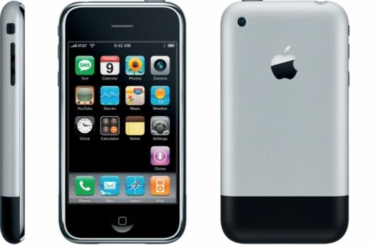 iPhone 1-5