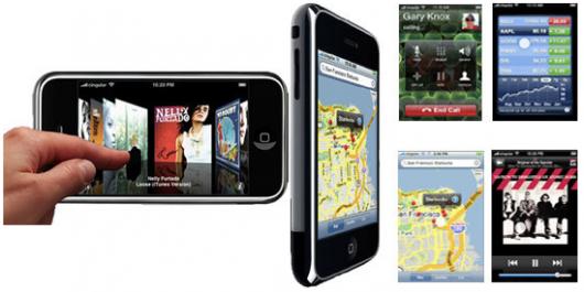 iPhone 1-7