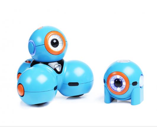 Play i: robots Yana and Bo