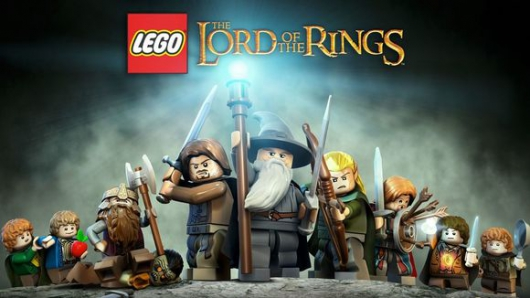 LEGO The Lord of The Rings IOS