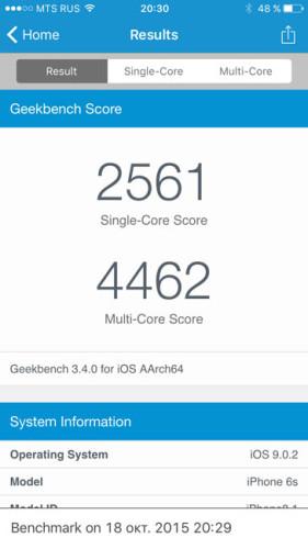 Тест-iPhone-6S-в-Geekbench-3