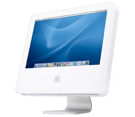 Третье поколение iMac G5