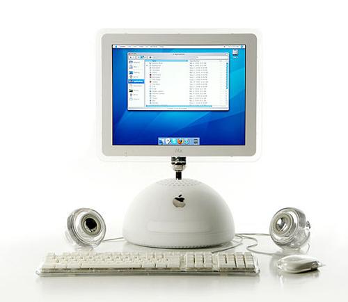 Второе поколение iMac G4