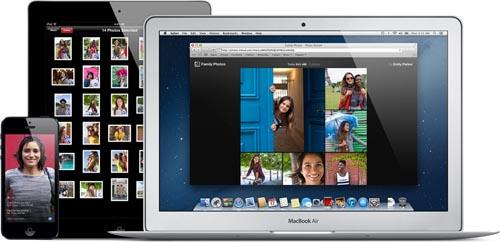 В iPhone 5 предусмотрена новая система синхронизации данных, которая позволяет завязать в единую сеть мобильные и настольные системы Apple.
