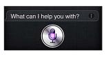 Программа распознавания голоса Siri