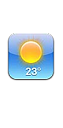 Погода iPod touch