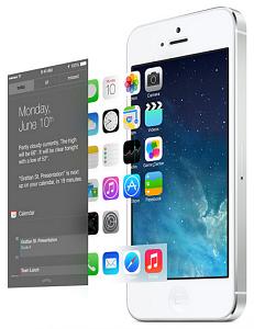 Дизайн iOS7
