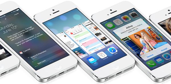 Функциональность iOS7