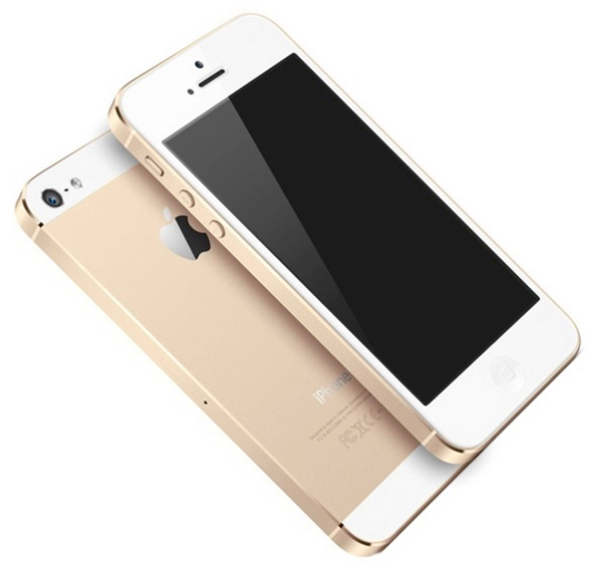 iPgone 5s gold