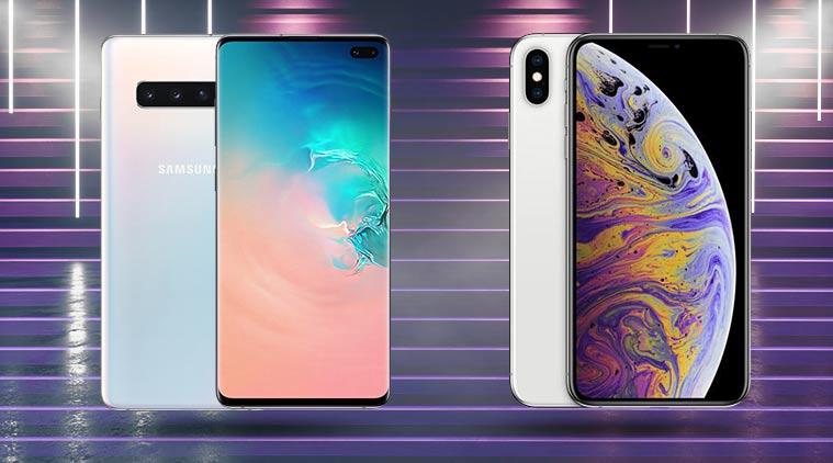 iphone-xs-samsung-s10