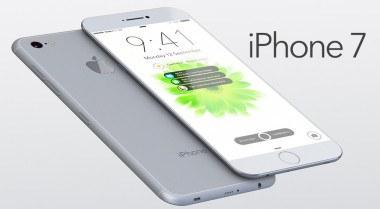 iPhone 7: новые сведения и фото