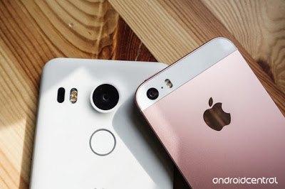 Сравнение отличий iPhone SE и Google Nexus 5X: чей бюджетный смартфон лучше?