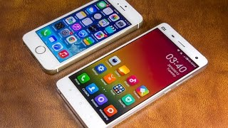 Сравнение характеристик iPhone 6S и Xiaomi Mi5