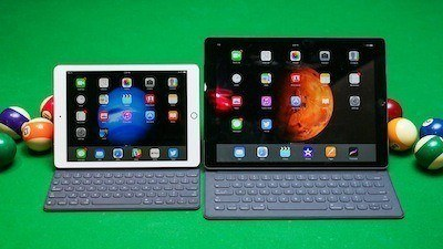 Обзор характеристик iPad Pro
