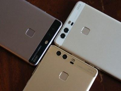 Сравнение характеристик iPhone 6S Plus и Huawei P9